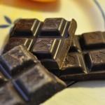 Blok-chokolade