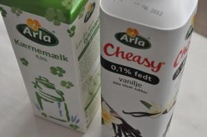 Koldskål - opskrift med kærnemælk uden æg