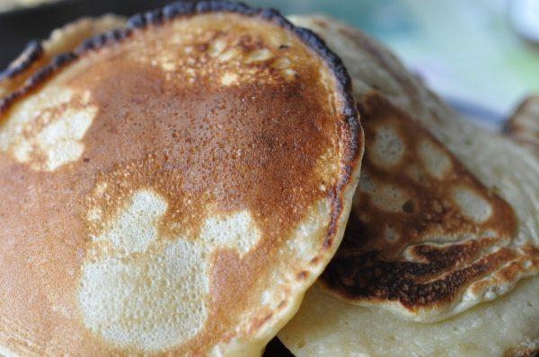 Amerikanske pandekager - opskrift til brunch