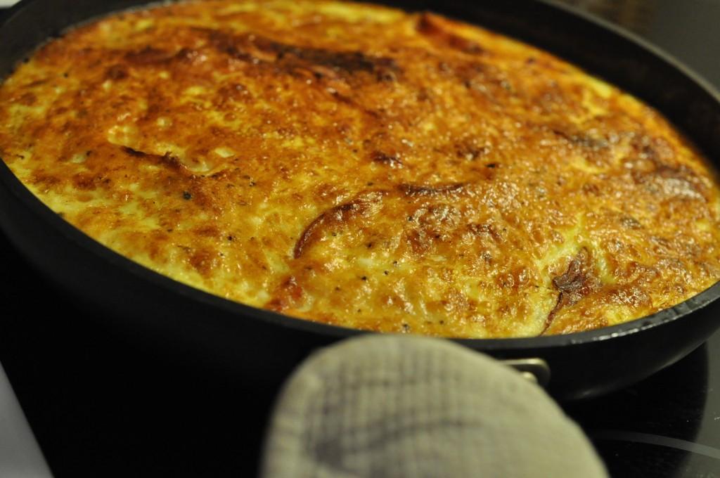 Æggekage pande ovn – Køkkenredskaber