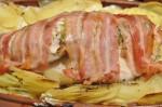 Kalkun og flødekartofler med porrer i stegeso