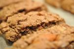 Biscotti med mandler, chokolade og julefornemmelser