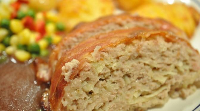 Mormormad – Forloren hare med sauce og hasselback-kartofler