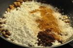 Brændte mandler opskrift med kakao og kanel