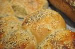 Grahamsboller og grahamsbrød - opskrift
