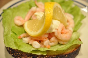 Rejemad - nem klassisk opskrift med mayo