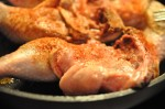 Paprikakylling i gryde med flødesovs opskrift