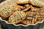 Havregrynskager med chokolade - nem opskrift