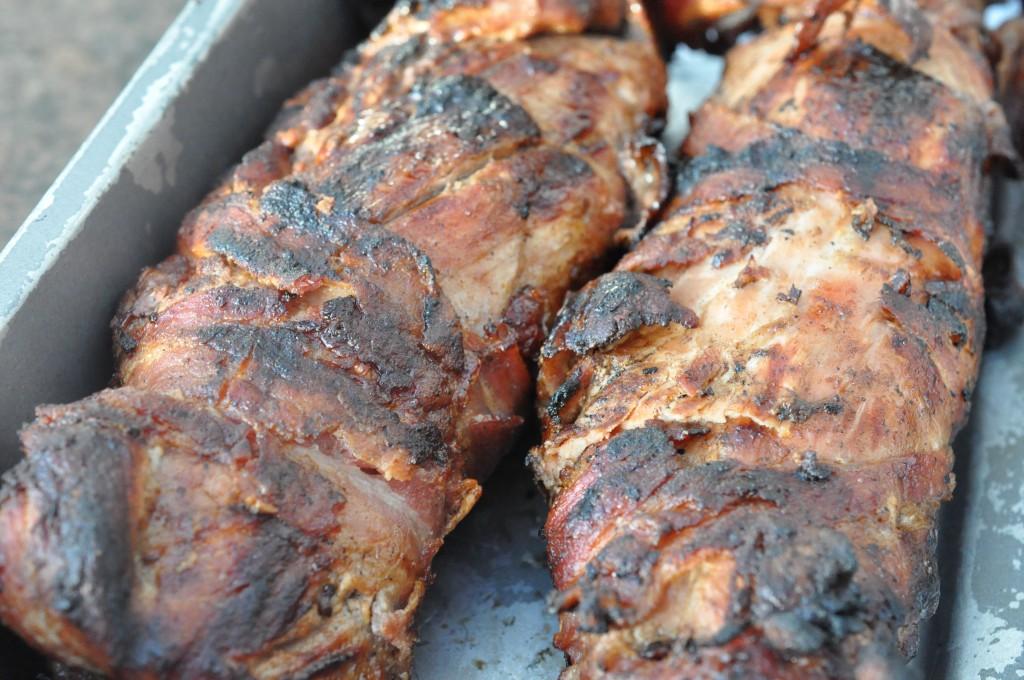 Svinemørbrad på grill - nem opskrift