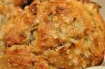 Løgbrød med krydderurter - koldhævet brød