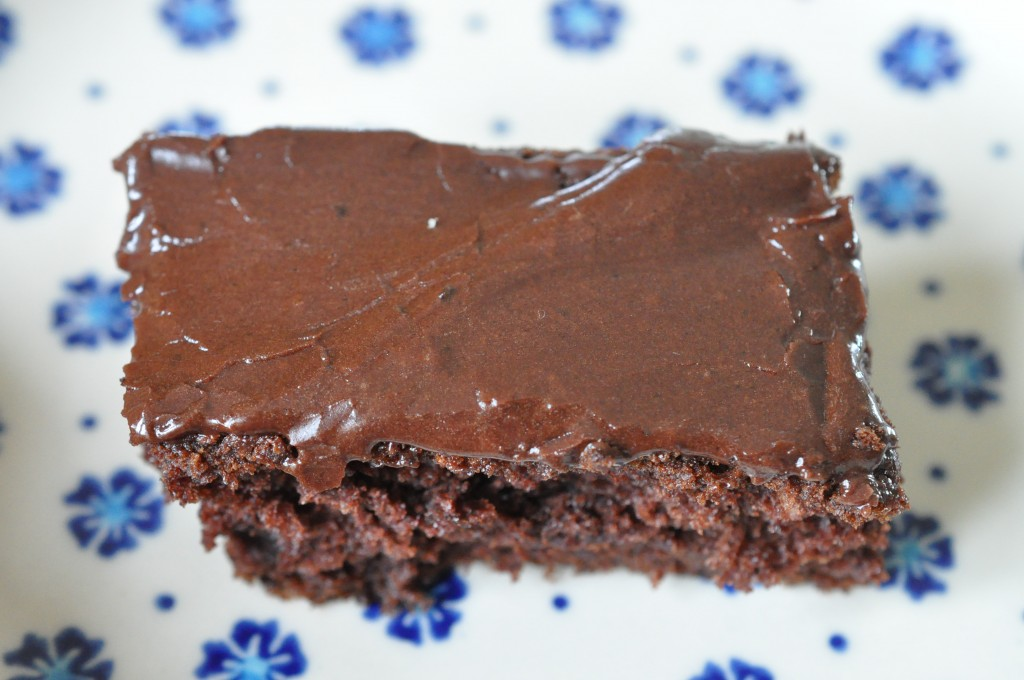 Chokoladekage fedtfattig opskrift uden æg
