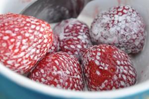 Jordbær med fløde - smagen af sommer