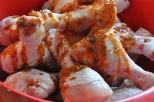 Kyllingelår i ovn marinerede kyllingelår opskrift