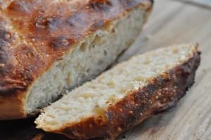 Verdens bedste brød langtidshævet grydebrød
