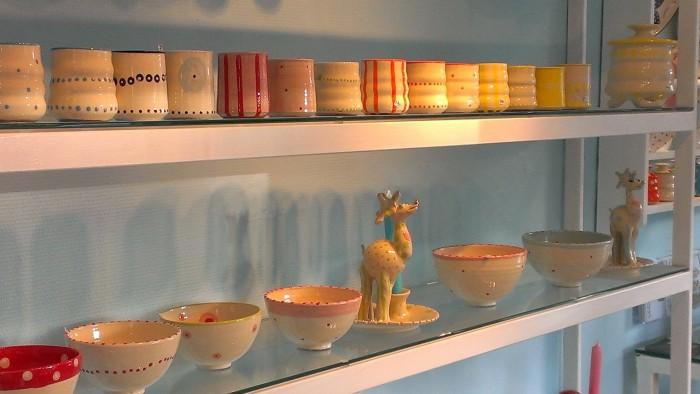 keramik nordjylland Drama ved Rubjerg Knude fyr & Bagenørden finder keramik lykken i  keramik nordjylland