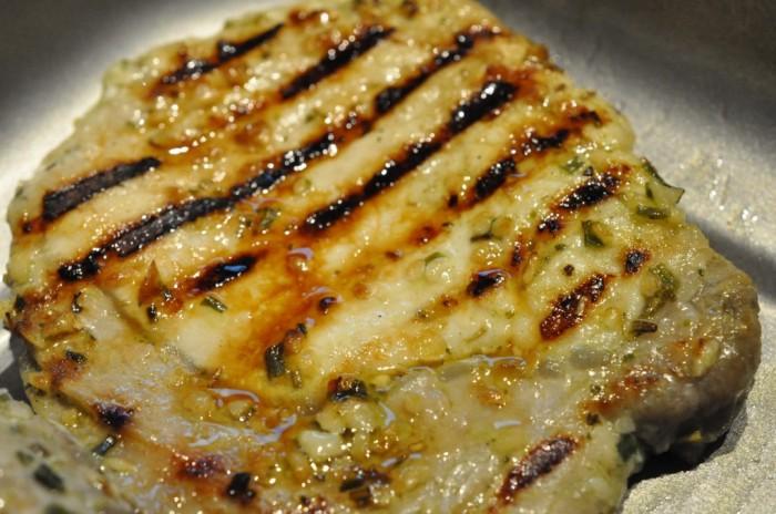 DSC_4704 Grillede marinerede koteletter