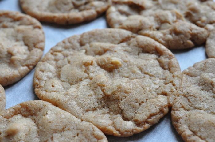 DSC_4966 Lækre sprøde cookies med hasselnødder