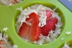 Jordbær muffins - opskrift på saftige muffins