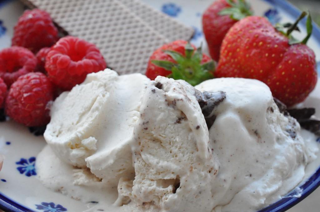 Is og fromage - opskrifter på lækre desserter