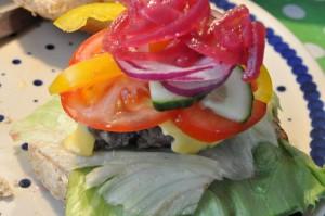 Bagenørdens bedste burgere med Manitobamel