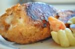 Madmuffins - grove muffins med ost og skinke