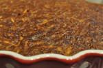Gulerodskage - sund fedtfattig opskrift m. æble