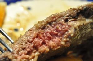 Steaks af oksefilet