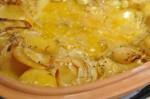 Flødekartofler med peberfrugt