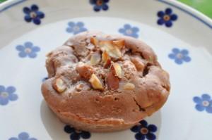 Æblemuffins og æblekage med kanel, kardemomme og Nutella