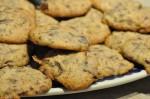 Sprøde orangecookies med smør og chokolade