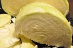 Stuvet hvidkål med fløde og lækre frikadeller