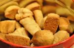 Julens bedste rustikke pebernødder á la Lagkagehuset