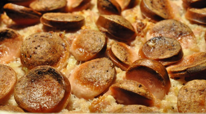 Farsbrød med pølser – en lækker og sikker succes!