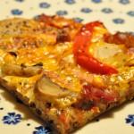 Hurtige lækre pizzaer af koldthævet dej
