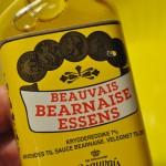 Kold bearnaisedressing med estragon og honning