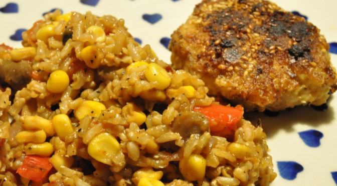 Risret af risrest – stop madspild
