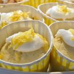 Lækre festlige citronmuffins med glasur