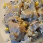 Lækker mørbradgryde i timian – oste – flødesauce