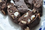 Lækre kakaobiscotti med hasselnødder - sukkerreducerde