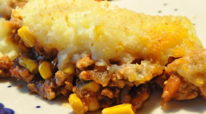 Shephards pie med hakket svinefars – sønnikes livret