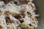 Sprøde lækre cookies med Marsbar og saltede mandler