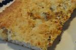 Nem og lækker aspargessuppe med hjemmelavet hvidløgsbrød