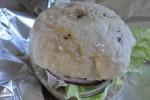 Sandwich og foccacia med Manitoba tipo 00 mel