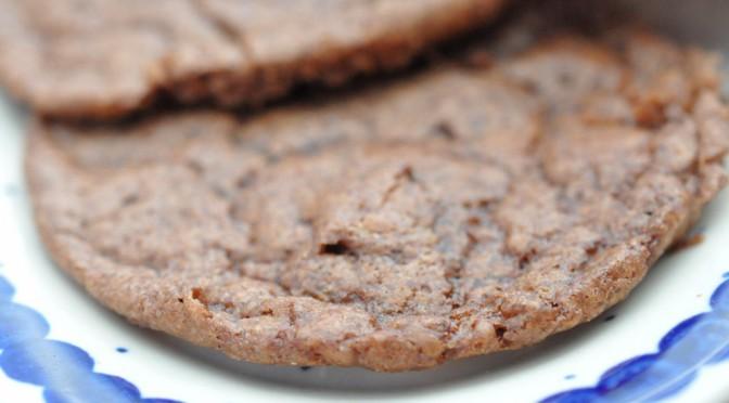 Hurtige lækre Nutella cookies med hasselnødder