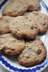 Lækre sprøde Ben & Jerry's cookies med lakrids Marabou