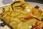 Nem kartoffelpizza med mozzarella, rosmarin og løg