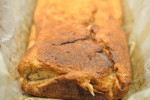Bananbrød - eller sund(ere) banankage - med havregryn