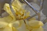 Vaniljekranse med hasselnødder og appelsin