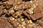 Chokoladesnitter med Amarettolikør og espresso