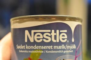 Lækre karameller med lakrids af kondenseret mælk